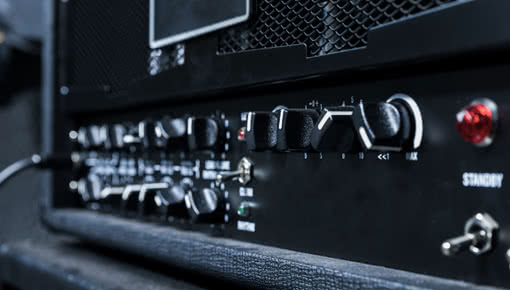 Hire Equipment: Amplifiers